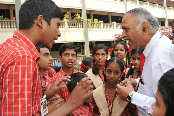 Scientist @ Sri Prakash